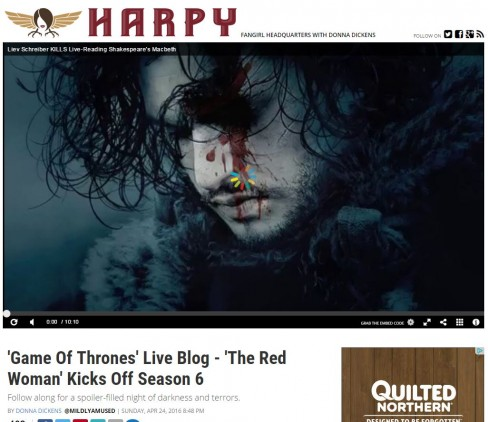 HitFix_Game of Thrones Live Blog