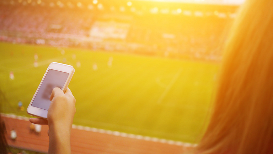 How to Create Sports Content for Big Events