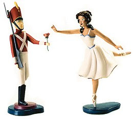 521 Toy Soldier Set The Steadfast Tin Soldier Painted