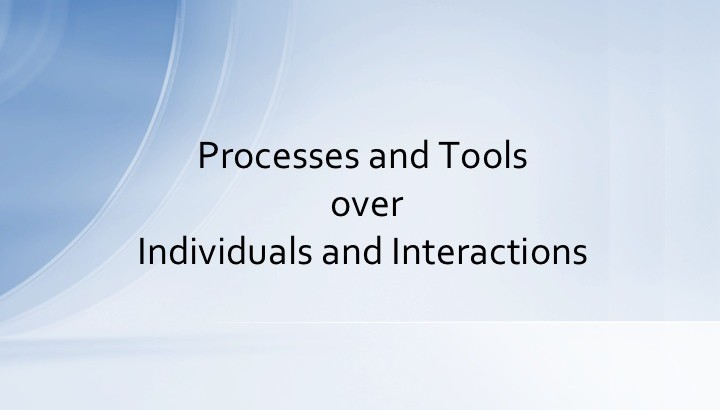 processes-and-tools