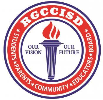 An image that welcomes users to contact RIO GRANDE CITY