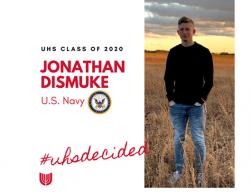 #UHSdecided - Jonathan Dismuke