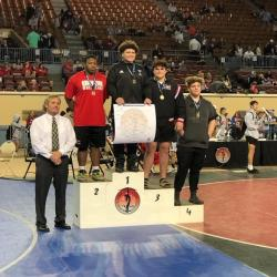 Thumbnail Image for Article Micah Walker takes 2nd in State