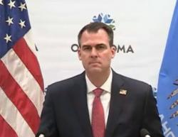 Gov. Stitt announces a Safer-At-Home Order for Vulnerable Populations Until April 30