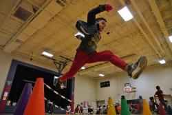 Thumbnail Image for Article At Grove, 2nd Graders Fly!