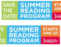 Tulsa Library Summer Reading Program Starts June 22
