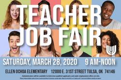 Thumbnail Image for Article Union Teacher Job Fair Saturday, March 28!