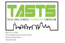 Thumbnail Image for Article 8th Annual Tulsa Area Schools Technology Symposium set March 5-6
