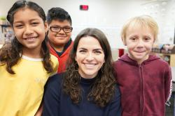 Thumbnail Image for Article Teacher of the Year Spotlight: Brittany Hamilton