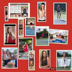 OTCA 6A Girls' Tennis Player of the Class of 2020