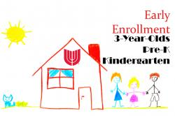 Thumbnail Image for Article 2020-2021 Pre-Enrollment Information for 3-Year-Olds, Pre-K & Kindergarten Students
