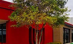 Landscape View facing Union High School Freshman Academy