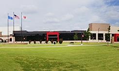 Landscape View facing Union High School