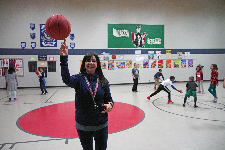 Andersen Elementary – Alisa Lee, Physical Education