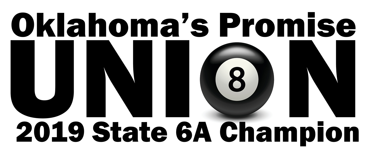 For eight consecutive years, Union Public Schools has been recognized by the Oklahoma State Regents for Higher Education as the Oklahoma's Promise 2019 State 6A Champion for having 164 seniors from the class of 2019 qualify for the Oklahoma's Promise Scholarship.