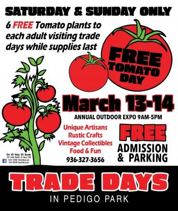 Trade Days in March