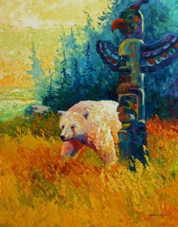 Needville Middle School - Touching Spirit Bear