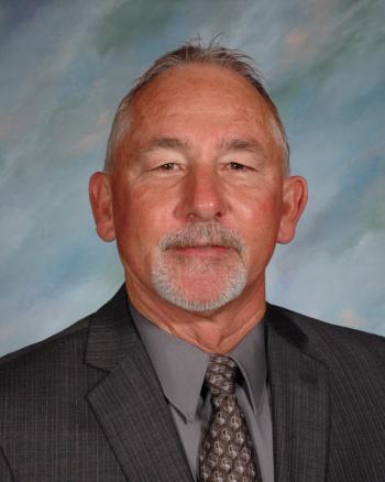 Superintendent Ron Whipkey