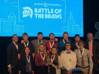 Battle of the Brains 2015 Champions