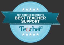 Friona ISD was ranked #7 by Teacher.org among the Top School Districts Supporting Teachers in Texas!