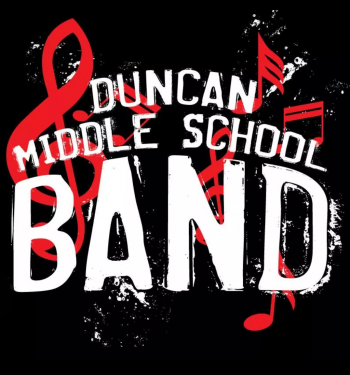 Duncan Middle School Band