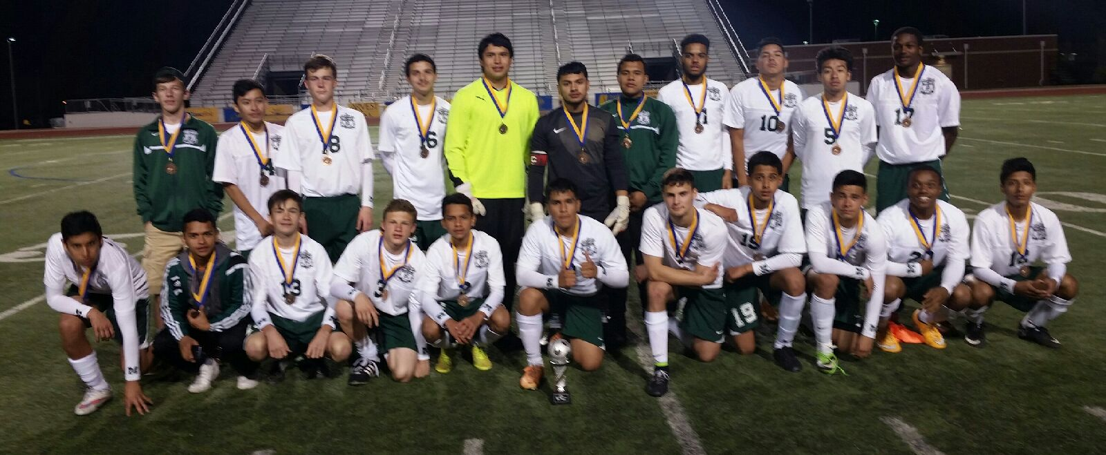 how to become a high school soccer coach