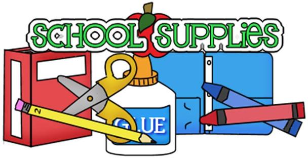 school supplies lists - Suplies