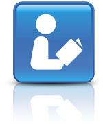 Public Library access icon