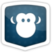 Monkey_badge_blue