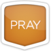 Pray_badge