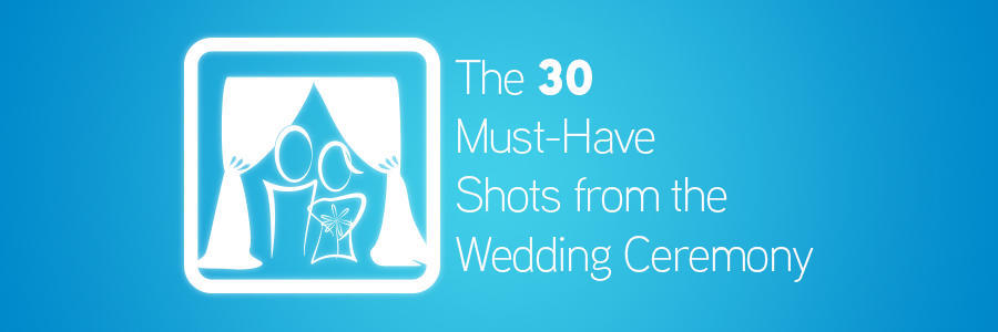 30-must have wedding ceremony shots