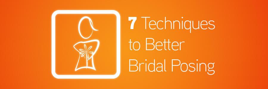 7 techniques to better bridal portraits