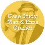 Matt and Enna Grazier