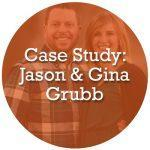 Jason and Gina Grubb