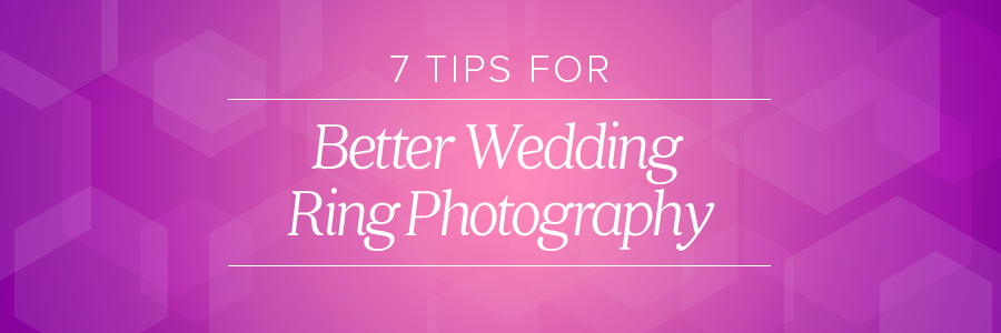 better wedding ring photography