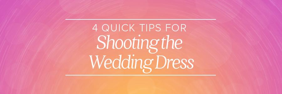 shooting dress photography