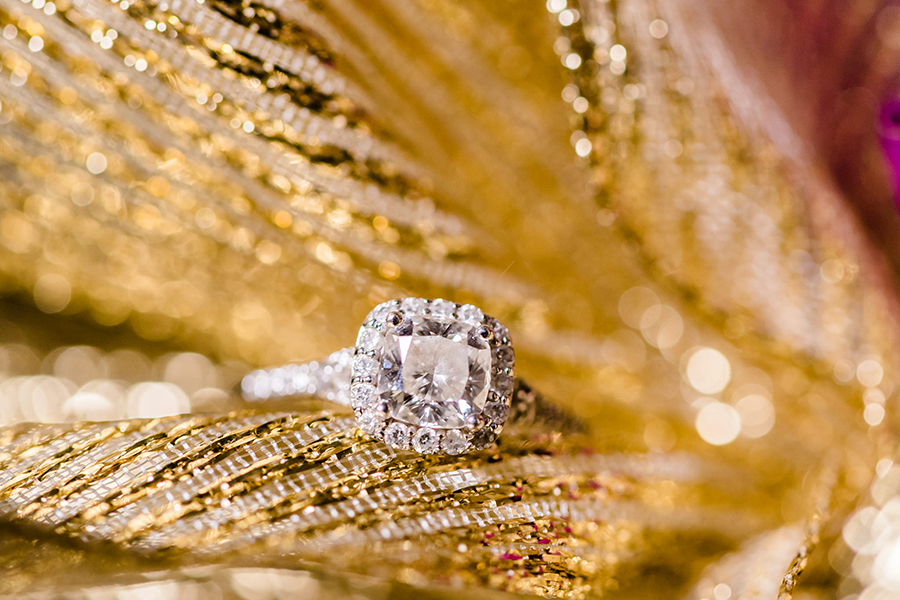 6 Engagement and Wedding Ring Shots to Spark Your Creativity