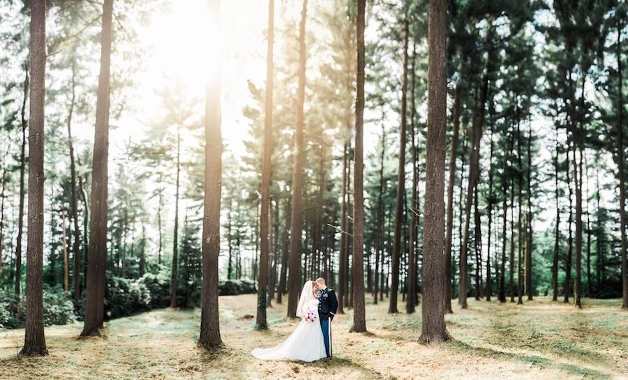 Style & Story Creative Outdoor Wedding Image