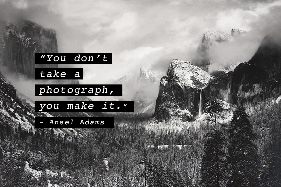 60 Of The Best Photography Quotes From Top Photographers Enchanting Photographer Quotes