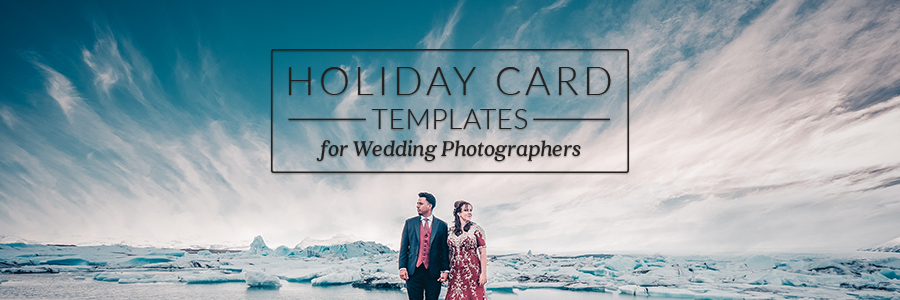 Free Download Wedding Photographer Holiday Card Templates - Free holiday card templates