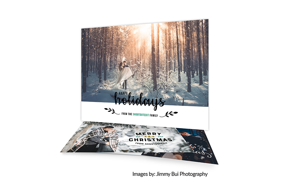 holiday cards for business
