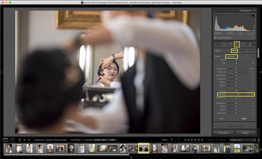 bridal getting ready makeup