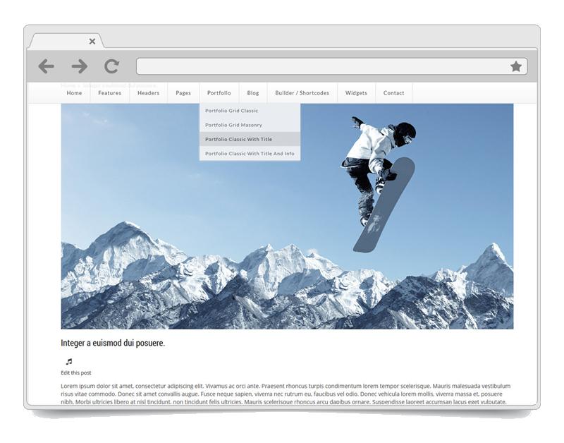 QuickSilver WordPress Theme