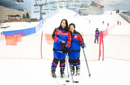 Ski Dubai - Indoor Ski Resort | Stephanie Drenka