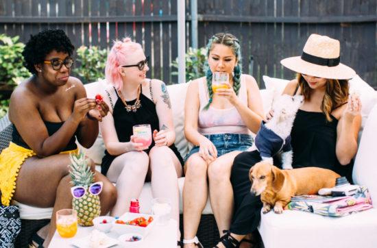 Diversity Chic: Sunshine & Summertime   Stephanie Drenka