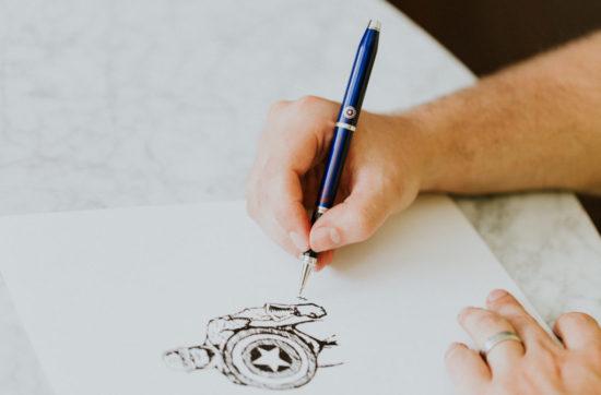 The #WriteGift: CROSS Pens x Marvel | Stephanie Drenka