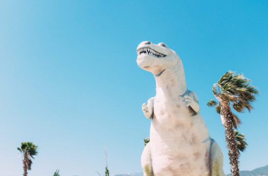 The Cabazon Dinosaurs | Stephanie Drenka