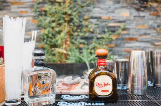Tequila Don Julio // Farm to Shaker | Stephanie Drenka