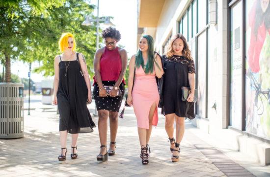 Diversity Chic: Ladies Night   Stephanie Drenka