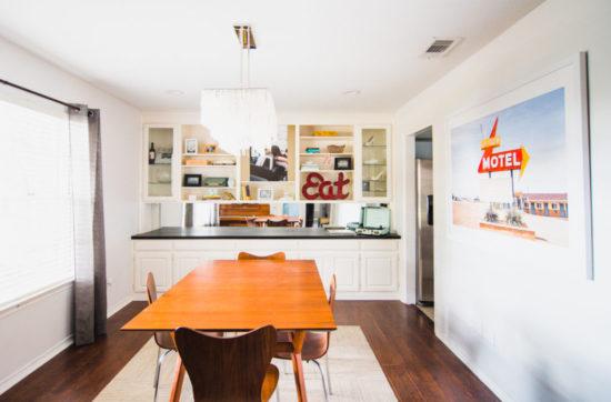 Home Sweet Home // Our Dining Room | Stephanie Drenka